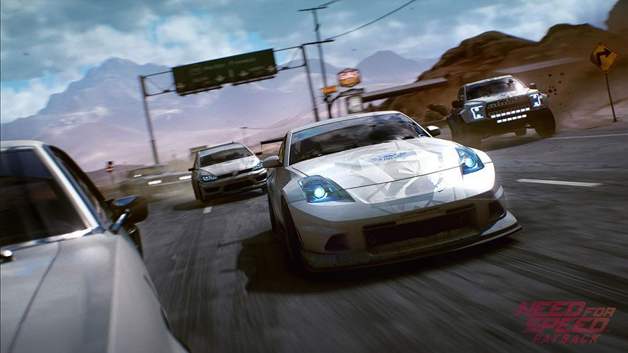 Need for Speed Payback revela 3 novos personagens em novo trailer