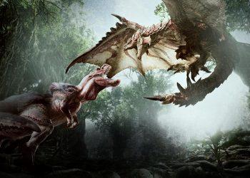 Beta do Monster Hunter World no PS4