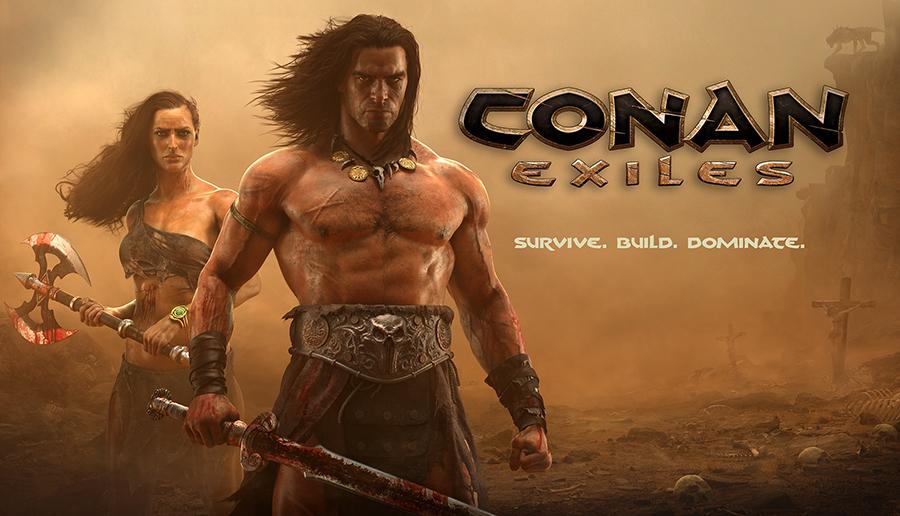 Versão completa de Conan Exiles ganha data de lançamento