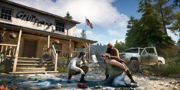 Far Cry 5 e The Crew 2 adiados