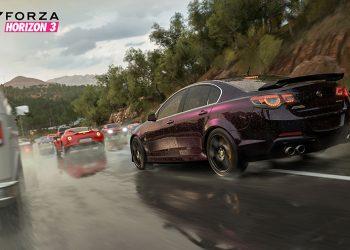 Forza Horizon 3 recebe uma super atualização