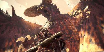 Confira o novo vídeo de Monster Hunter World