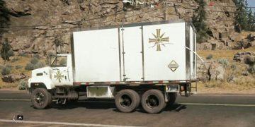 Far Cry 5 Caminhões da Colheita. Você nem sabia que dava para abri-los?