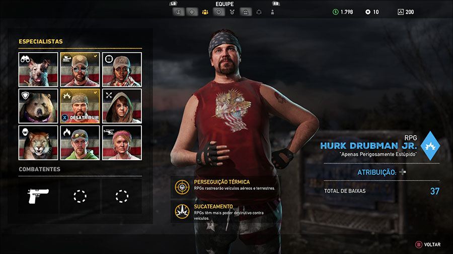 hurk drubman jr far cry 5