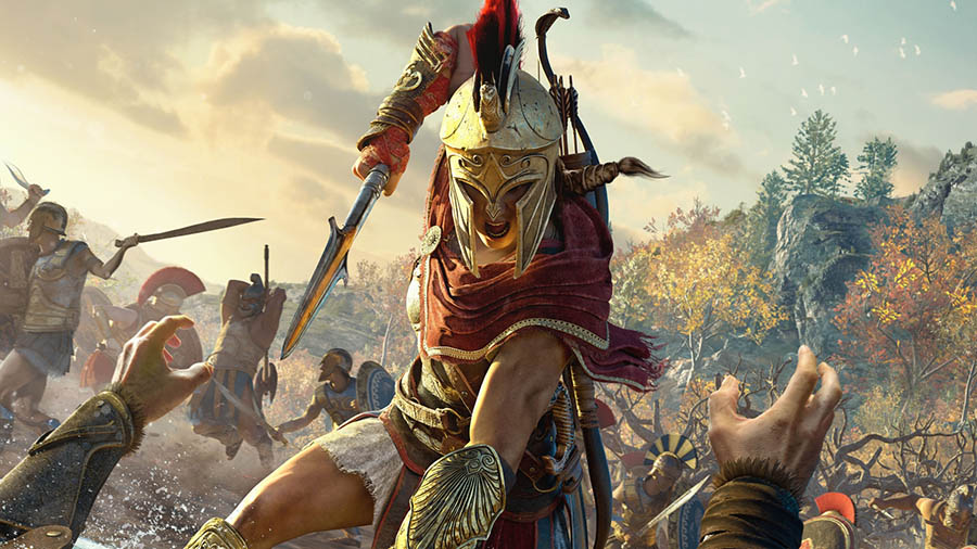 kassandra-assassins-creed-odyssey-epic-battle-game-6016-hd-1920x1080