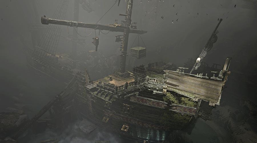 Shadow Of The Tomb Raider Tumba San Cordoba