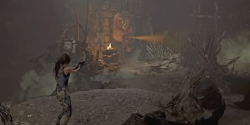 Shadow of the tomb raider arvore da vida