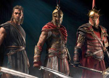 Assassin's-Creed-Odyssey-Como-conseguir-os-12-Sets-lendários-secretos-do-jogo
