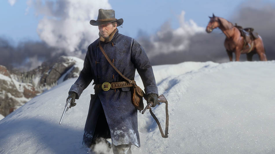 Red Dead Redemption 2 Realismo