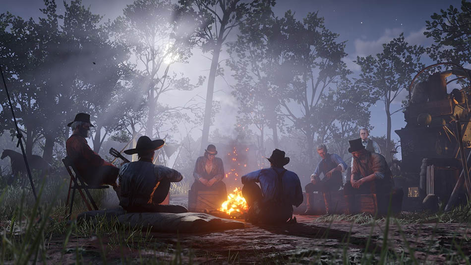 Red Dead Redemption 2 Vale a pena