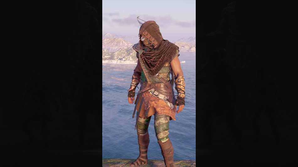 Set-Cobra Assassins creed odyssey