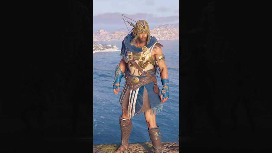 set-do-Herói-de-Guerra-Ateniense-assassins-creed-odyssey