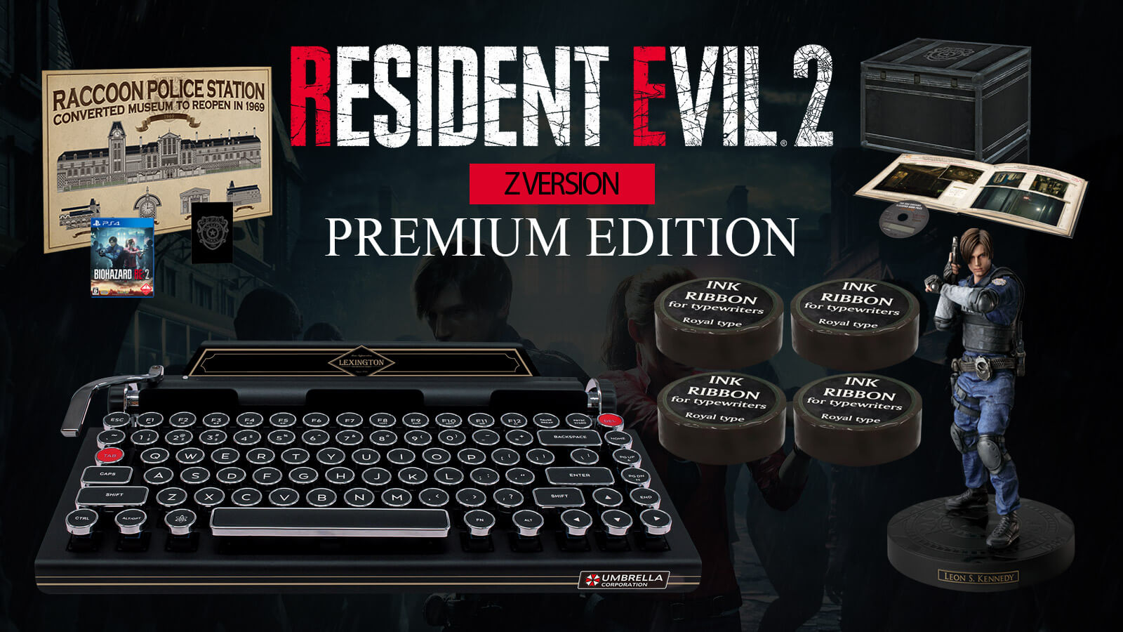 Resident-Evil-2-Remake-Premium-Edition-Announced