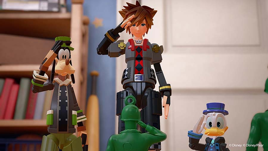 Review Kingdom hearts 3 -5