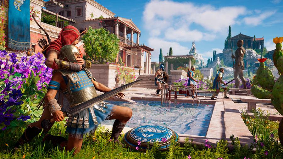 Como achar os cultistas em Assassin's Creed Odyssey