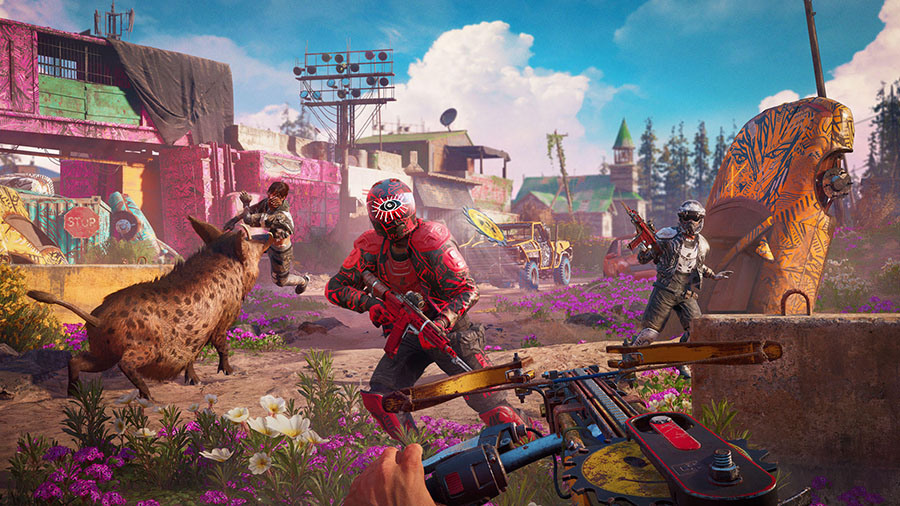 Far Cry New Dawn Conquistas