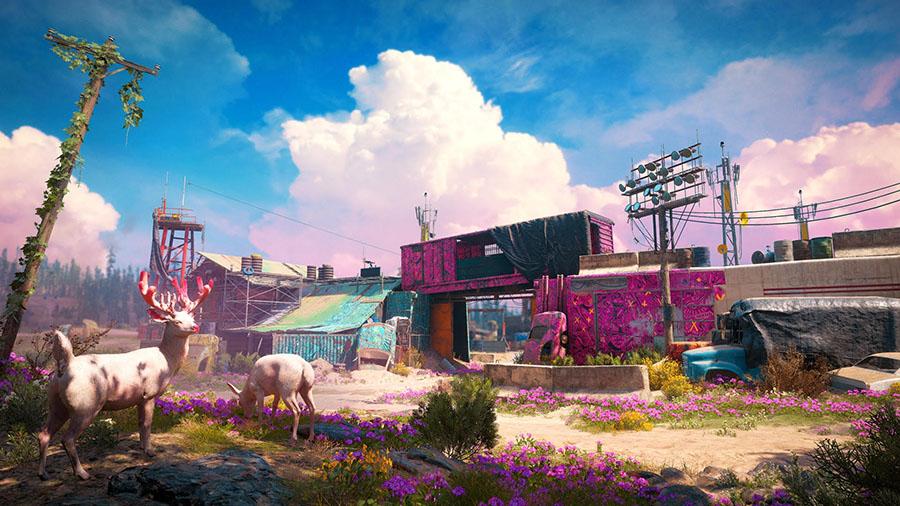 Far Cry New Dawn Conquistas Relacionadas a Postos Avançados e Expedições