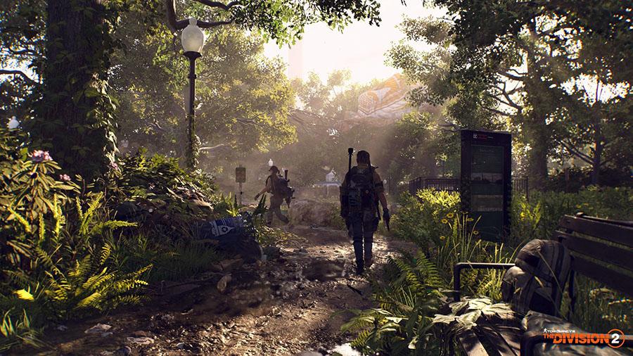 The Division 2 Ambientação