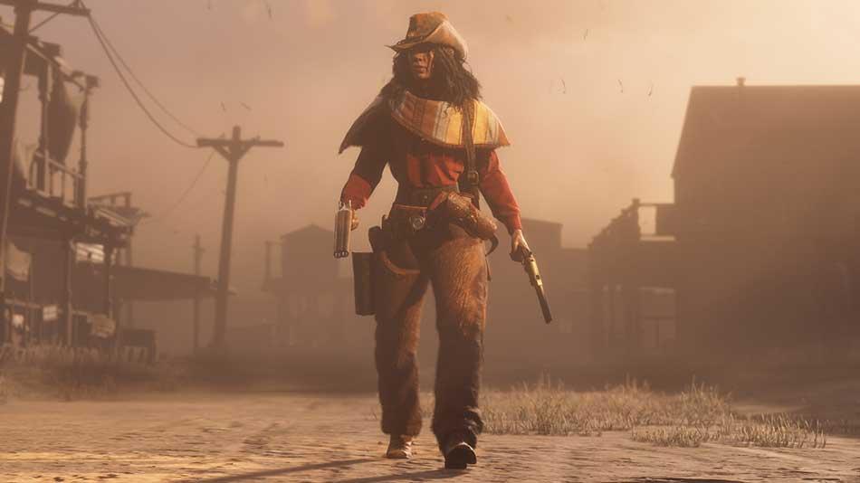 Red Dead Online Atualizações