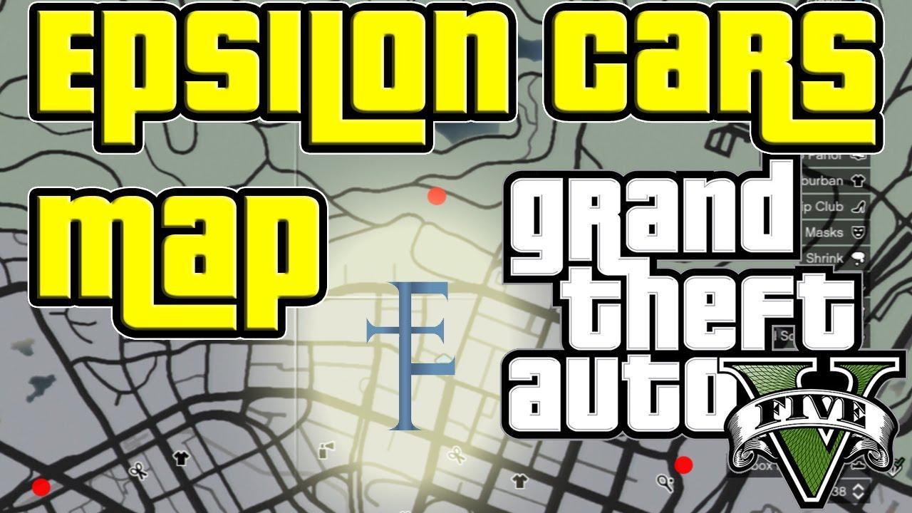 Missões do Epsilon Program