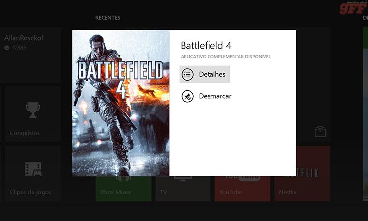 Como usar o Battlescreen