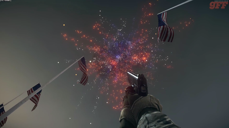 Easter Egg da Independência Americana aparece no Battlefield 4