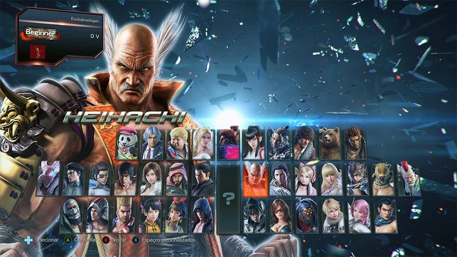 tekken-7-personagens