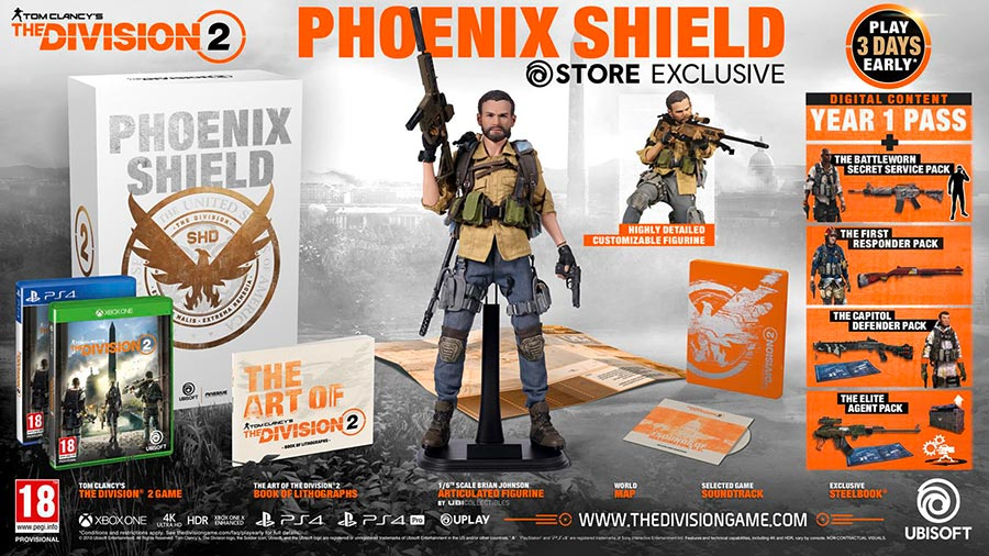 The-Division-2-Conteúdo-Phoenix-Shield-Edition