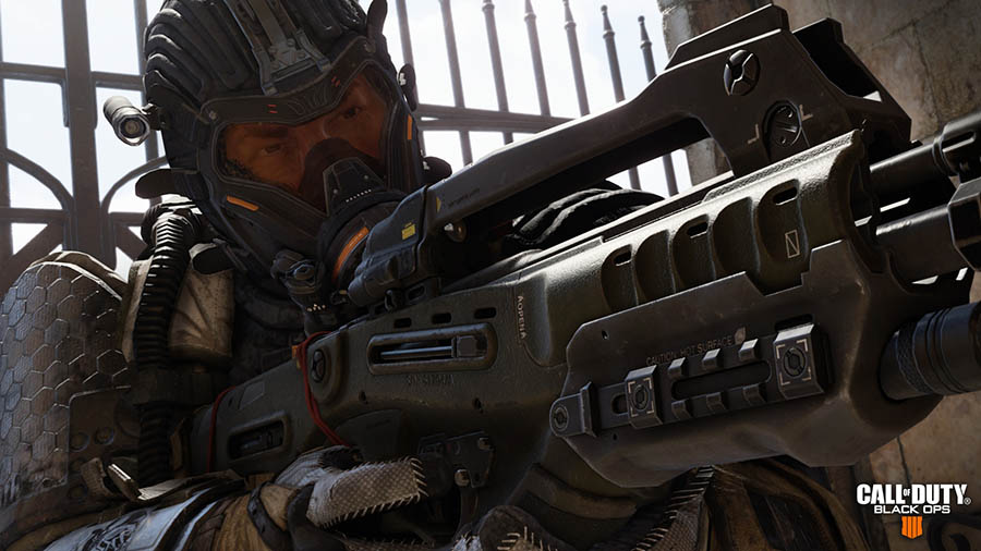 COD BO 4 Review Blackout