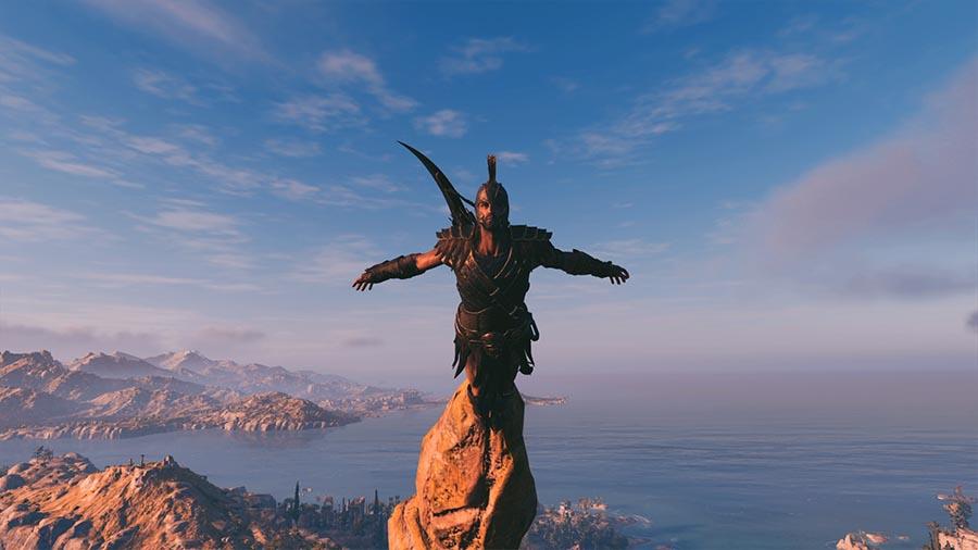 odyssey salto de fe