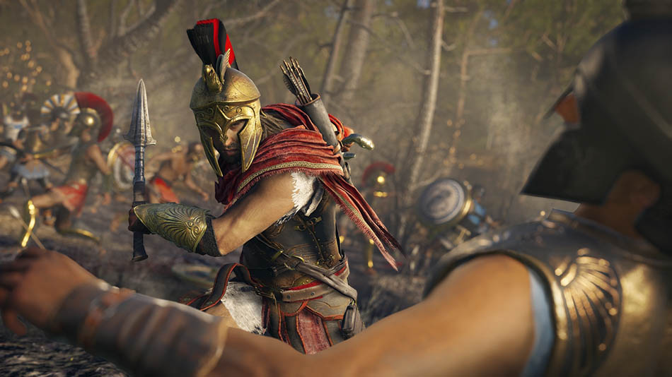 Assassins creed odyssey história