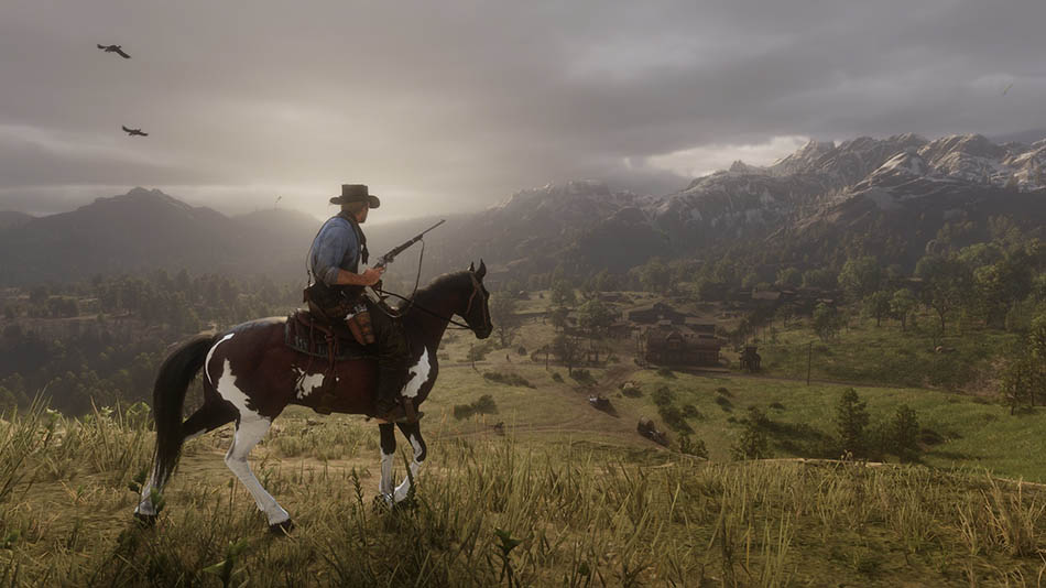 Red Dead Redemption 2 Missões e sidequests