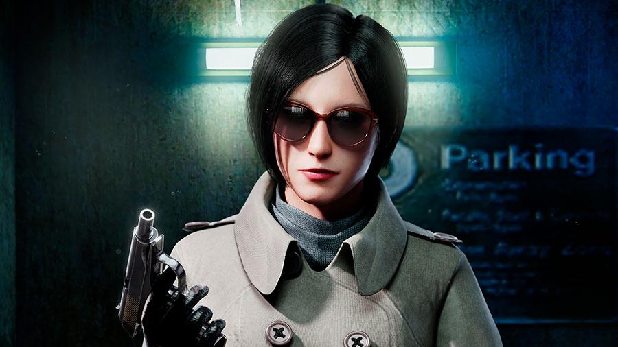 Resident Evil 2 Personagens