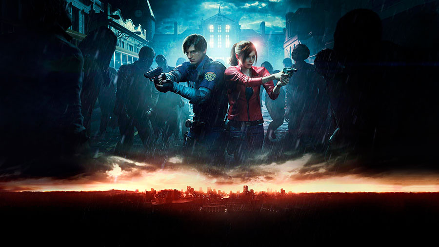 Resident Evil 2 Comprar