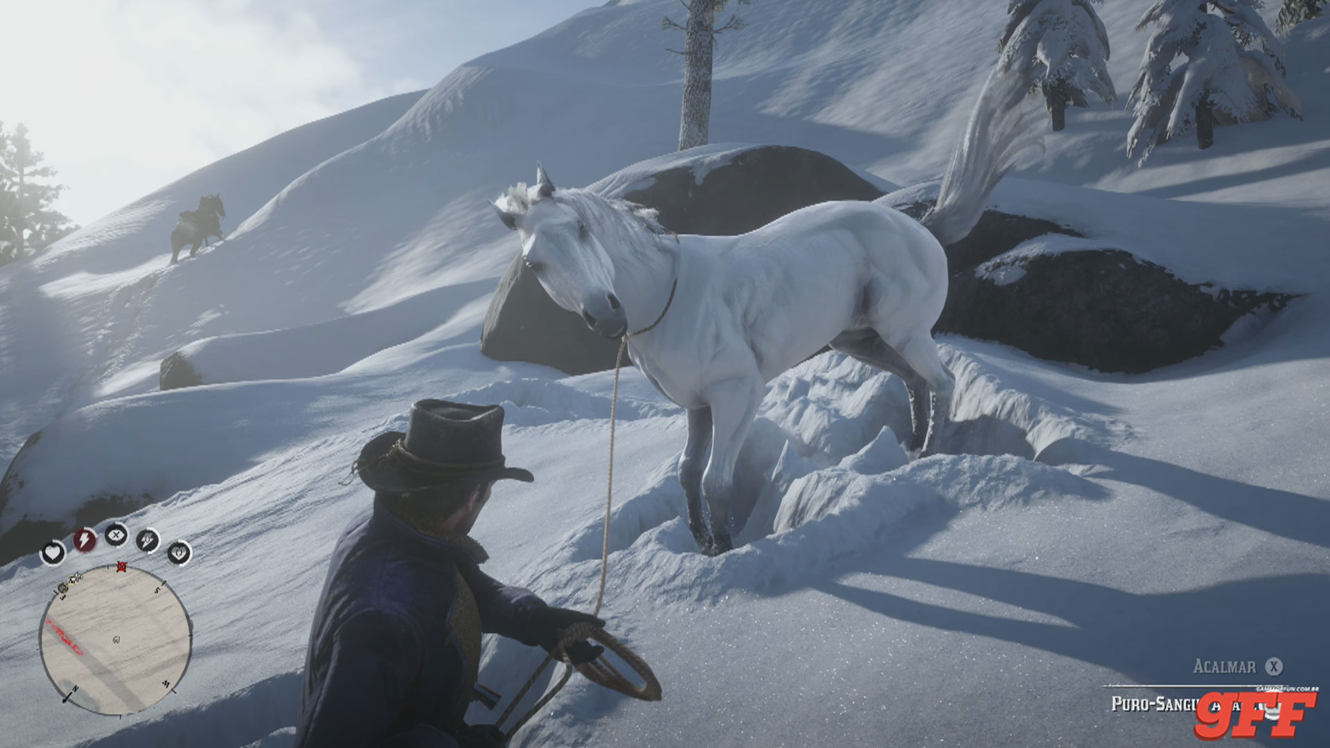 Red Dead Redemption 2 - Como achar o melhor cavalo do jogo (de graça)