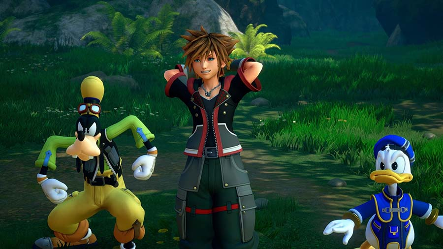Review Kingdom hearts 3 -1