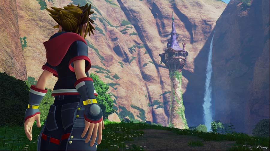 Review Kingdom hearts 3 -3