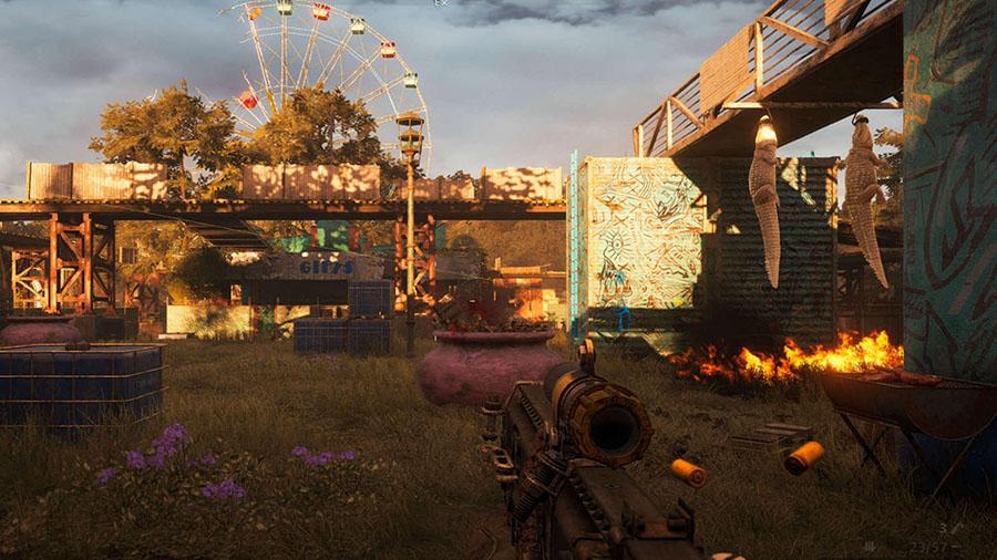 Far Cry New Dawn Conquistas relacionadas à história principal