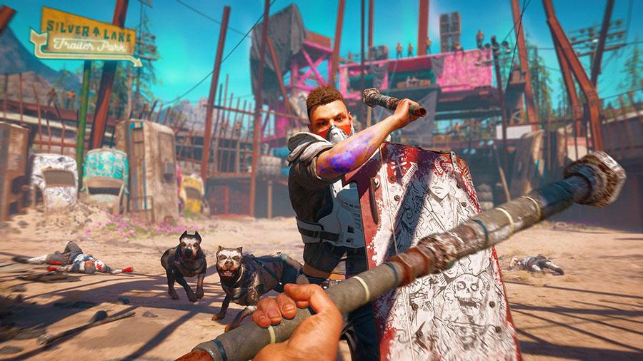 Far Cry New Dawn Conquistas relacionadas aos Especialistas e às Armas de Aluguel