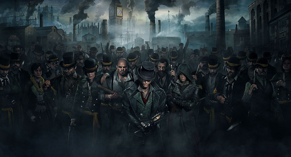 assassins creed syndicate gameplay review